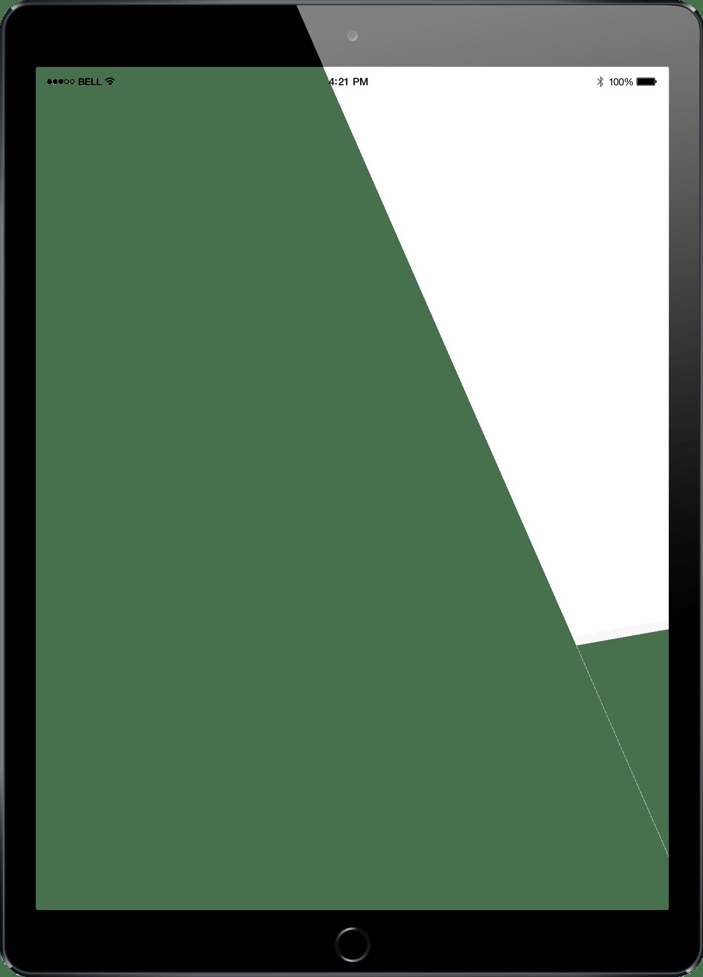 タブレットの画像